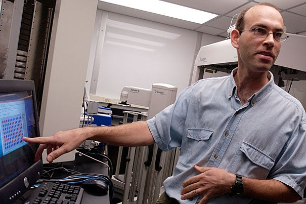 """Imagine if you could interrogate the bacteria,"" said Harvard Medical School Professor Roy Kishony, principal investigator on the study. ""You would ask, 'What do you find most challenging in the human body?'"" Kishony was one of the researchers who retraced the evolution of an unusual bacterial infection as it spread among cystic fibrosis patients by sequencing scores of samples collected during the outbreak, since contained."