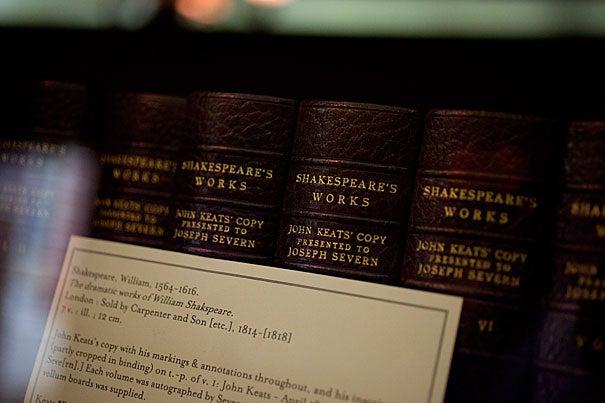 The history at Houghton – Harvard Gazette