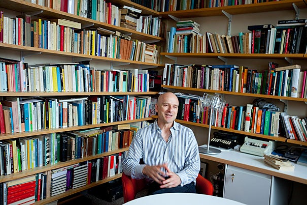 """With the emergence of the Web, the preconditions were available to us to really think boldly about reshaping the arts and humanities fields in a way that would allow for the building of bigger pictures,"" said Jeffrey Schnapp, a professor of Romance languages and literatures. ""The Internet allows us to bring scholarship out of the silos in which it lives into an interdisciplinary conversation."""