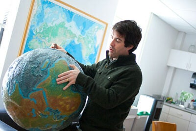 David Johnston, assistant professor of Earth and planetary sciences at Harvard, led an investigation into carbon isotope records from the mid-Neoproterozoic era — between 717 million and 635 million years ago.