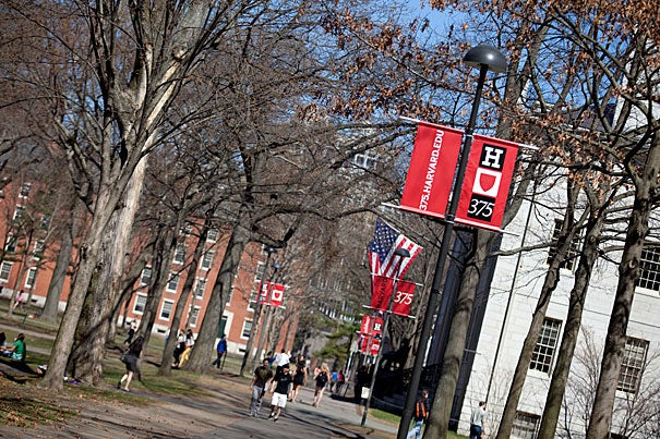 Harvard College will increase financial aid for undergraduates to a record $172 million for academic year 2012-2013. More than 60 percent of students at the College are expected to receive need-based grant aid.