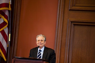 Constitutional scholar Laurence Tribe offers his analysis of this week's hearings before the Supreme Court on mandatory coverage.