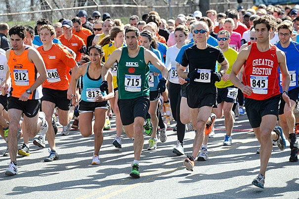 """I think people want to understand why they like running and why even average humans are so good at it, and why some people are so unbelievably good at it,"" said Daniel Lieberman, professor and chair of human evolutionary biology and principal investigator in the department's Skeletal Bio Lab. ""There's a reason people love a marathon: They actually enjoy it. It's not a nasty chore. It's a celebration of the human body."""