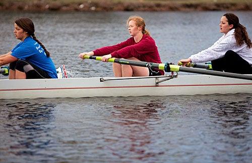 Row, row, row...