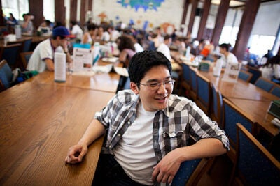 Former Quincy House resident Tuan Ho '09 was going to be a doctor but then invented Tivli, a way to stream TV programming over a broadband Internet connection. Med school would wait, to Ho's parents' chagrin. Luckily, Quincy House Masters Lee and Deb Gehrke had run into this situation before, as had the House's business and pre-med tutors. Along with friends and classmates, the Quincy advisers helped Ho through an at-times rocky transition.