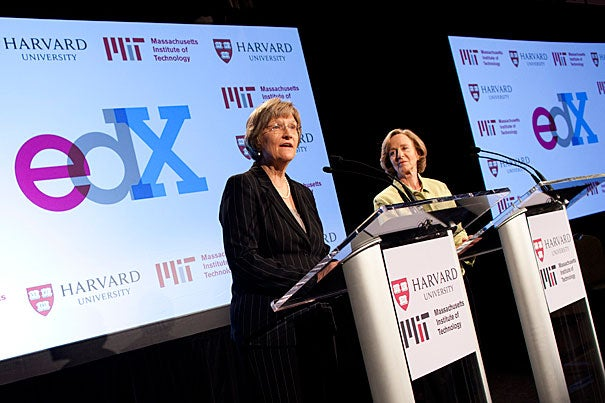 In May, Harvard and the Massachusetts Institute of Technology announced the launch of edX, a transformational partnership in online education. Through edX, the two institutions will collaborate to enhance campus-based teaching and learning and build a global community of online learners.