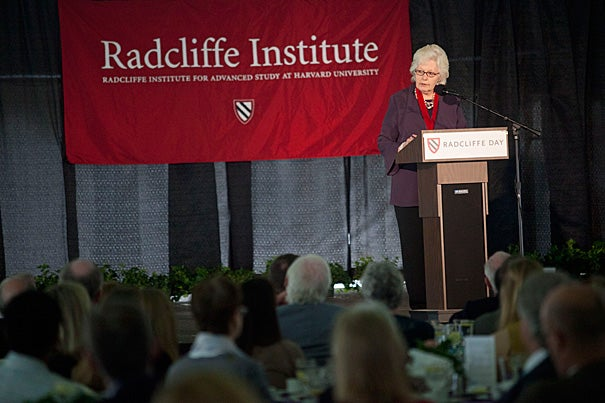"Radcliffe Medalist Margaret H. Marshall: ""Do we here, in this great country, really want a legal system where judges vie for popularity and not for justice? The warning signs are there for all to see. The question is: Have we the will to protect a structure of government that for so long has protected us?"""