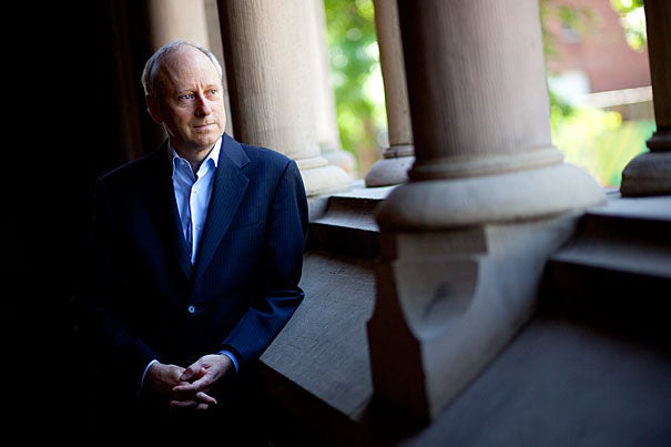 """These days there are fewer and fewer things that money can't buy,"" says Harvard Professor Michael Sandel. But what he wants readers to consider in his new book, ""What Money Can't Buy: The Moral Limits of Markets,"" is whether there should be limits — and where."