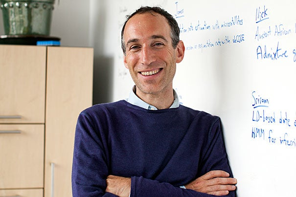 Research led by David Reich (pictured), professor of genetics at Harvard Medical School, and by Andres Ruiz-Linares of University College London, shows that the majority of the genetic signature of today's Native Americans comes from an initial migration during which people pushed south along the Pacific Coast from Alaska to the tip of South America.