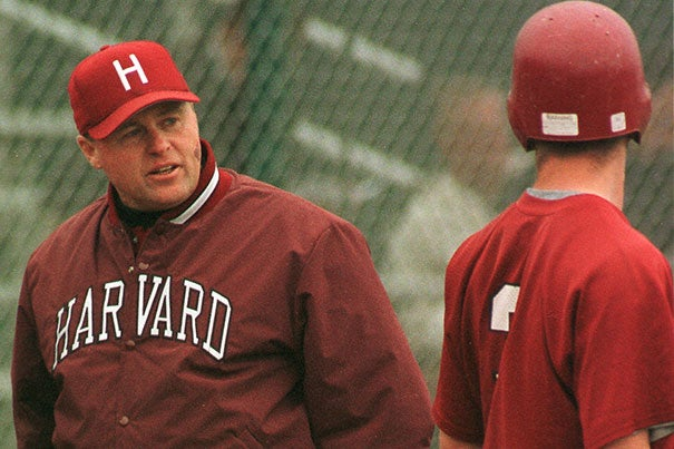 Joe Walsh, the Joseph J. O'Donnell '67 Head Coach for Harvard Baseball, died early this morning at his home in New Hampshire.