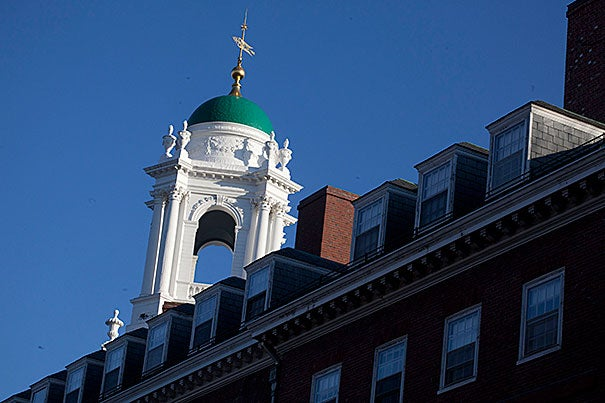 """Harvard's annual security report, prepared in compliance with The Jeanne Clery Disclosure of Campus Security Policy and Campus Crime Statistics Act, is titled """"Playing it Safe"""" and can be found on the HUPD's website."""