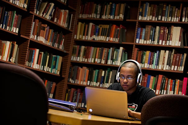 """The hundreds of students who studied in Lamont into the wee hours of the night proved how much they value having access to that space during reading and exam periods,"" said College Dean Evelynn M. Hammonds. This semester, Lamont will be open continuously from 9 a.m. Dec. 2 through 5 p.m. Dec. 21."