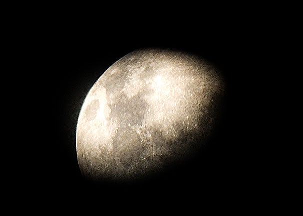 The data show that the Earth and moon are isotopic twins, a contradiction to the moon-origin story from the original giant-impact model. If the original model were correct, then the moon should have had a different isotopic fingerprint from the Earth.