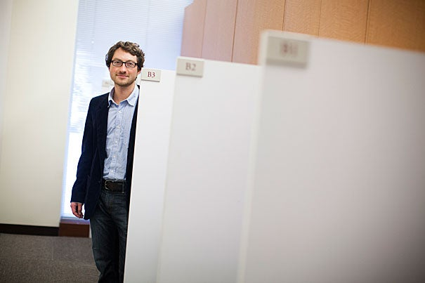 """Behavioral economics tries to understand people's behavior and preferences. Most experiments in that area are done on Western undergraduates from educated, rich, industrialized countries,"" said economics fellow Johannes Haushofer, who has opened the Busara Center for Behavioral Economics in Nairobi, Kenya. Specifically, Haushofer is examining the role of stress in economic decision-making."