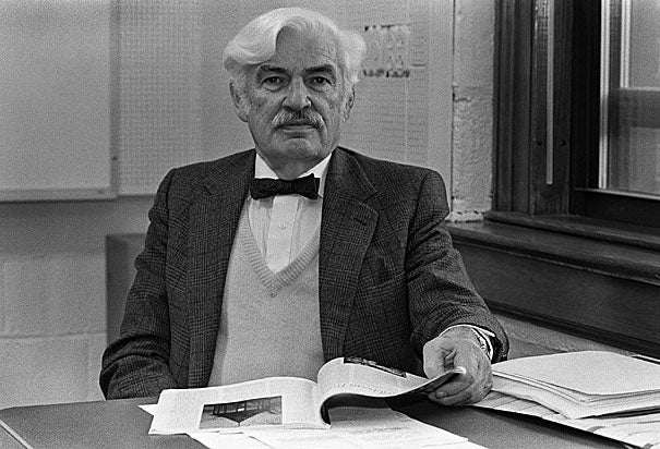 One of the historic figures of twentieth-century physics, Robert Vivian Pound played a central role in several discoveries that have had immense consequences for science and our everyday lives. He was a man of broad interests, with a humanitarian concern for the beneficial uses of science.