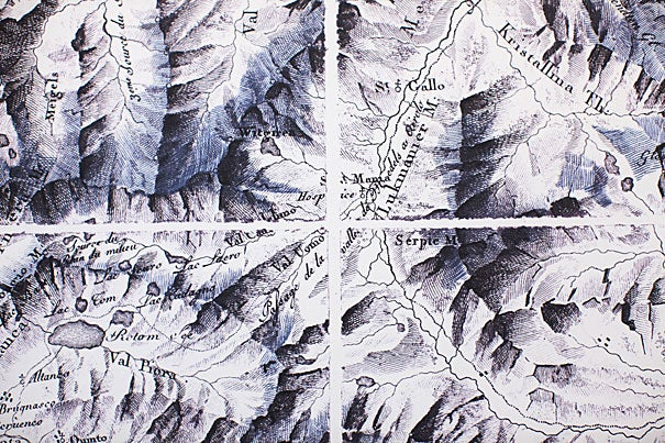 To Understand Make A Map Harvard Gazette