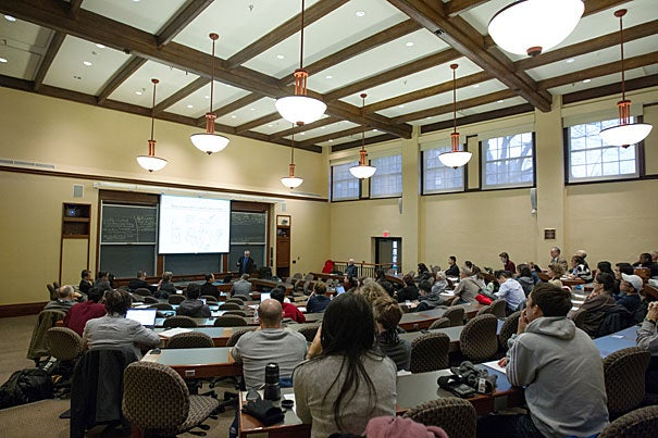 "Experts gathered at Harvard to discuss the growing trend of ""stem cell tourism,"" which some believe diminishes the legitimacy of the scientific research being done. I. Glenn Cohen, an assistant professor at Harvard Law School, suggested that one way to slow stem cell tourism could be to prosecute for child abuse when the treatment involves minors."
