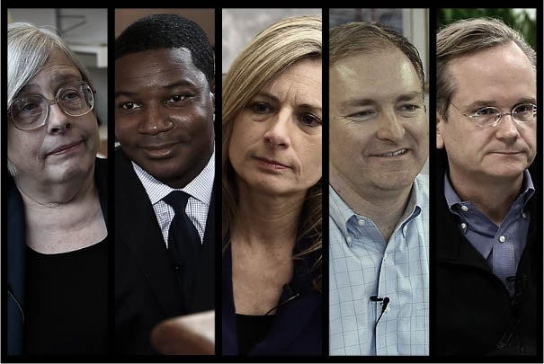With a bitter national election fading in the rearview mirror, Harvard scholars — Theda Skocpol, Jonathan Walton, Lisa Randall, Trey Grayson, and Lauwrence Lessig —  look ahead and strike an optimistic chord, suggesting the nation can meet the many serious challenges facing it.