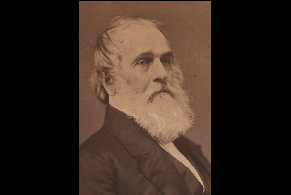 Augustine Heard. Portrait Photo Collection. Baker Library Historical Collections, Harvard Business School.