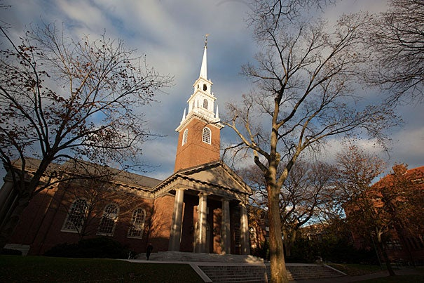 """""""Unprecedented levels of financial aid played a major role in producing a record applicant pool and an admitted group that promises to be one of the best in Harvard's history,"""" said William R. Fitzsimmons, dean of admissions and financial aid."""