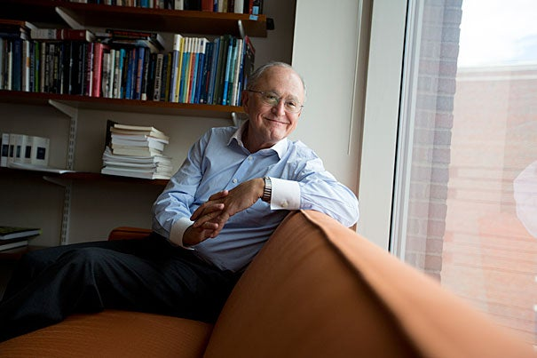 Governments have the duty to protect their citizens from corporate abuses, and so have an important role to play in regulating business activity within their boundaries, said Professor John Ruggie. Ruggie is the Berthold Beitz Professor in Human Rights and International Affairs at the Harvard Kennedy School.