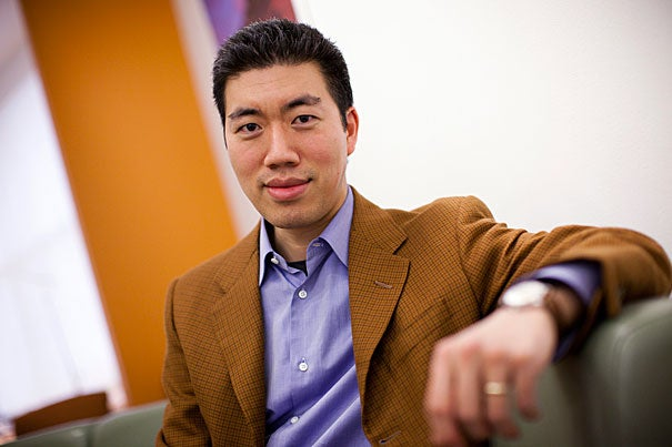David Liu's latest discovery may eventually be used to evolve synthetic polymers with new or improved properties such as the ability to serve as catalysts in chemical reactions or enhanced therapeutic potential.
