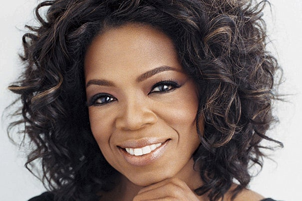 Oprah Winfrey will be the principal speaker at the Afternoon Exercises of Harvard's 362nd Commencement.