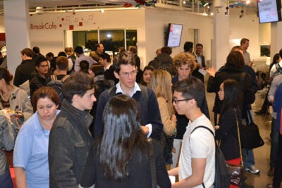 """In the second year of the challenge, even more students are proposing impressive projects that can have a dramatic impact in the world,"" said Provost Alan Garber. ""As the i-lab has taken root in the entrepreneurial community, these student teams are tapping into available resources and exploring their own creativity, and their ideas are flourishing as a result."""
