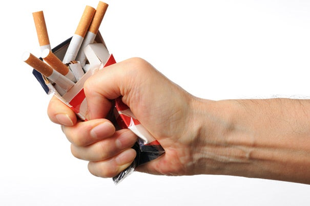 """""""We now can say without question that stopping smoking has a very positive effect on cardiovascular risk for patients with and without diabetes, even if they experience the moderate weight gain seen in this study, which matches post-cessation weight increase reported in other studies,"""" said Harvard Medical School Associate Professor James Meigs."""
