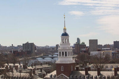 Harvard continues to offer support in the aftermath of the Boston Marathon bombings.