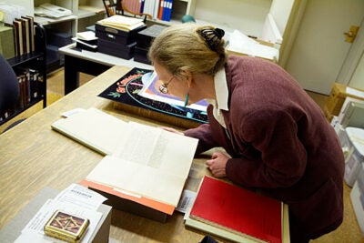 """We have been trying to acquire more in the way of what people generally refer to as popular culture material,"" said Leslie Morris, Houghton's curator of modern books and manuscripts and a longtime ""Star Trek"" fan. Harvard's Houghton Library recently purchased a copy of ""The Star Trek Guide,"" an intriguing and often amusing handbook that includes everything that aspiring writers might need to know before crafting a script for the '60s cult sci-fi television series."