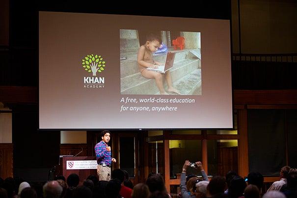 Education without limits – Harvard Gazette