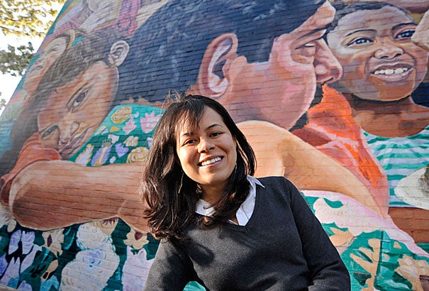 """""""My motivation has always been to change my country,"""" said Viridiana Rios, a graduating doctoral student in Harvard's Department of Government, and an adviser to Mexico's minister of finance."""