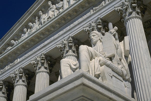 The U.S. Supreme Court sent the question of affirmative action in college admissions back to the lower courts for reconsideration on Monday. Last year, Harvard University joined 13 other colleges in filing a brief of amicus curiae supporting the practice of race-conscious admissions policies.