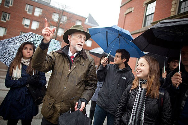 Donald Pfister will serve as interim dean of Harvard College. Pfister has been recognized for his excellence in research and teaching, and has taught courses in plant and fungal biology in settings ranging from freshman seminars at the College to courses in the Graduate School of Arts and Sciences.