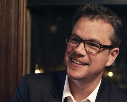 Matt Damon describes how a playwriting course at Harvard changed his life.
