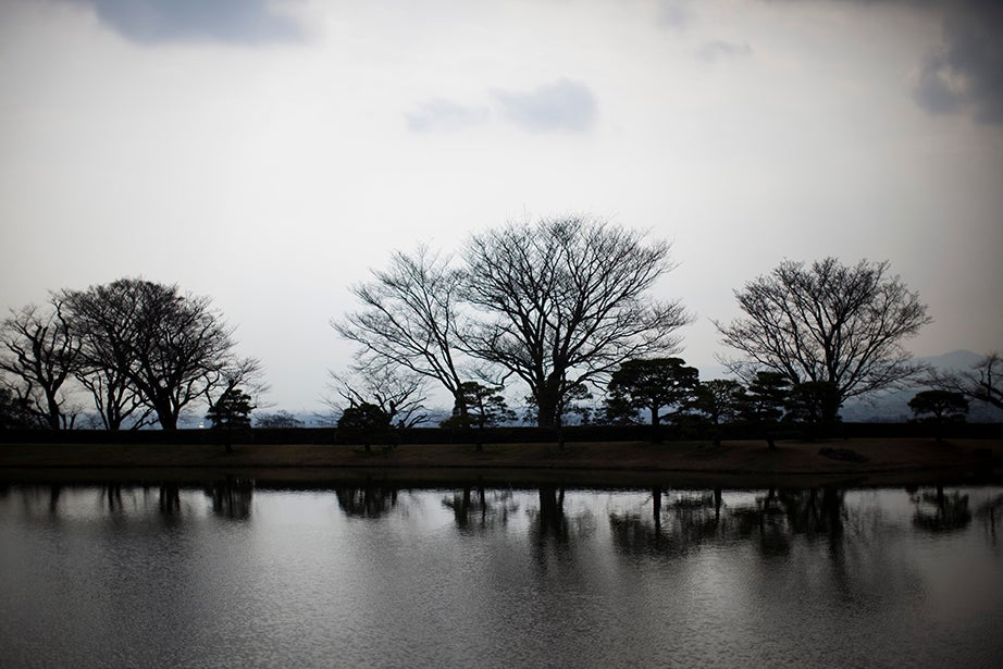 Drew Faust Tours Kyoto