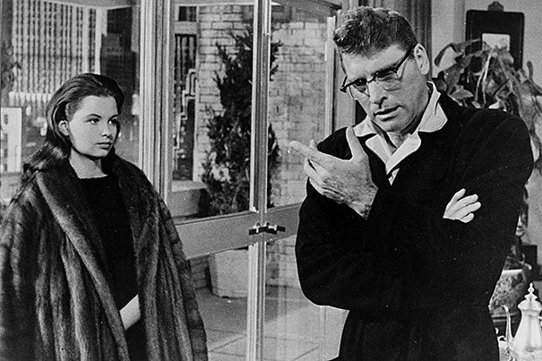 """Among Burt Lancaster's most memorable films: """"Sweet Smell of Success"""" (1957); """"From Here to Eternity"""" (1953); """"The Killers"""" (1946)."""