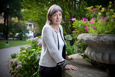 """I wanted to write a book about the interior life,"" said novelist Claire Messud of her most recent work, ""The Woman Upstairs,"" and its protagonist Nora. ""If you know anything about the book, you know Nora is a little angry. People have said, 'Did you have trouble accessing that emotion?' And I said, 'No, I did not.' """