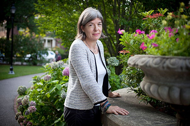 """""""I wanted to write a book about the interior life,"""" said novelist Claire Messud of her most recent work, """"The Woman Upstairs,"""" and its protagonist Nora. """"If you know anything about the book, you know Nora is a little angry. People have said, 'Did you have trouble accessing that emotion?' And I said, 'No, I did not.' """""""