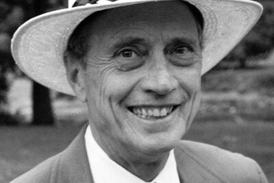 """David K. """"Deke"""" Smith was the director of admissions and dean of admissions at Radcliffe College from 1963 to 1970."""
