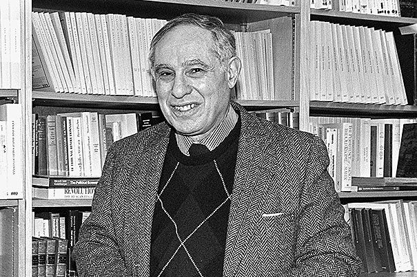 """Noted historian David Landes died Aug 17. The Coolidge Professor of History and Professor of Economics Emeritus, Landes is arguably best-known for his book """"The Wealth and Poverty of Nations."""""""