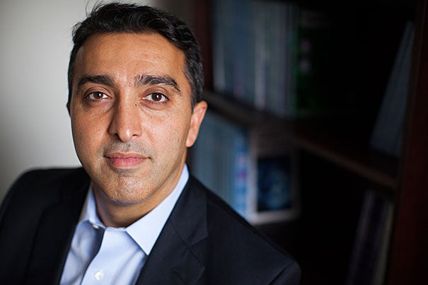 Nanotherapy visionary Omid Farokhzad is helping bring to reality nanoparticle-based vaccines that can take the joy out of smoking, reverse allergies, and more.