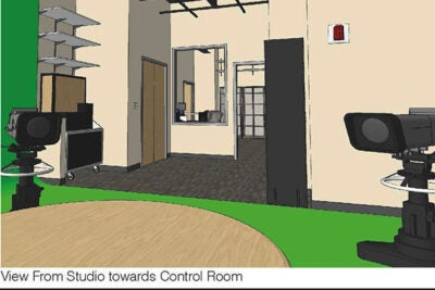 The new Rita E. and Gustave M. Hauser Digital Teaching & Learning Studio will be equipped with green screens and 4K capabilities (the highest of high-definition video), and will be designed to accommodate on-camera lectures, learning modules, and classroom demonstrations in a professional studio environment.