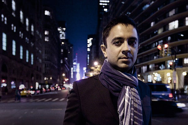 """Vijay Iyer: """"When I arrive at Harvard, I look forward to wading in deeper — mentoring student composer-performers, illuminating new currents in American music, and convening conversations with some of the stellar thinkers on campus. And I especially look forward to connecting all of what we do to the world beyond the University, because a life in the arts means a life of service to those around us."""""""