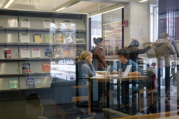 Re-imagining Cabot  Library will bridge modern scholarship with the library's traditional collections, and lead the way for increased cross-disciplinary cooperation to support the innovative teaching and collaborative learning of tech-savvy undergraduates.