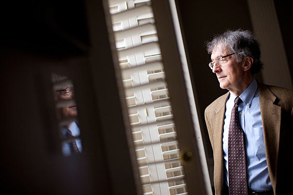"Howard Gardner, the Hobbs Professor of Cognition and Education, recently reflected on his influences. ""We are the sum of whoever we worked with,"" he said."