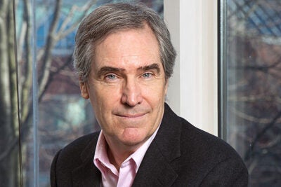 """Very few Harvard professors go straight from the classroom into the cold room of electoral politics — Elizabeth Warren's done it and a few others … but rather few run for elective office,"" said Michael Ignatieff, a former Harvard Kennedy School professor who ran for prime minister of Canada."