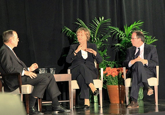 Panel Discussion 570