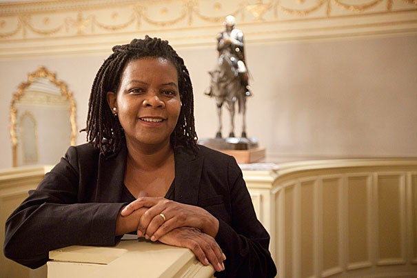 """Did Thomas Jefferson love Sally Hemings? Professor Annette Gordon-Reed has heard this question at most every event she's attended since she wrote """"Thomas Jefferson and Sally Hemings: An American Controversy."""""""